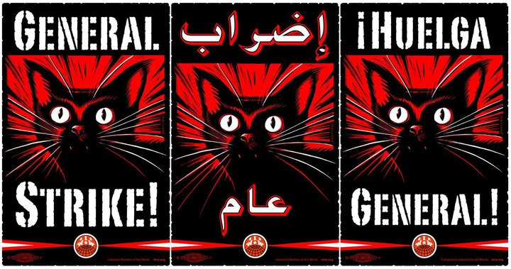 General Strike Kitties